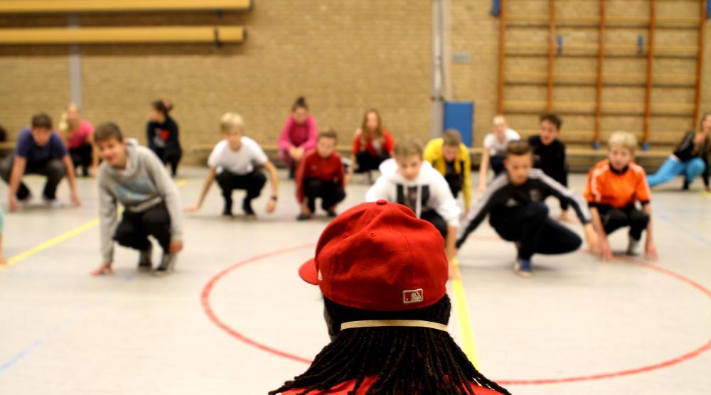Slide 4: Workshop Flashmob