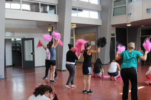 Workshop Cheerleading Leuven