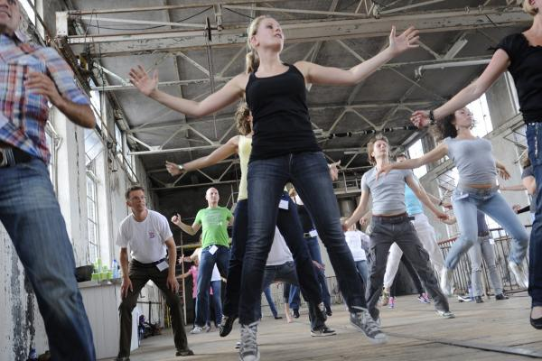Workshop Hiphop Leuven